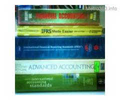 2nd Hand Accounting Books For Sale